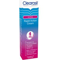 Een afbeelding van Clearasil Ultra rapid action cream