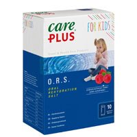 Een afbeelding van Care Plus ORS oral rehydrationsalt for kids