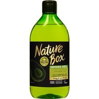Een afbeelding van Nature Box Shower gel avocado rescue
