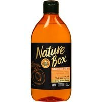 Een afbeelding van Nature Box Shower gel apricot smoothness